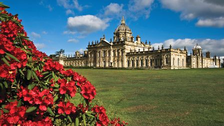 Castle Howard will provide the spectacular backdrop for Countryfile Live. Picture by Mike Kipling