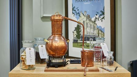 Learn about the distillation process