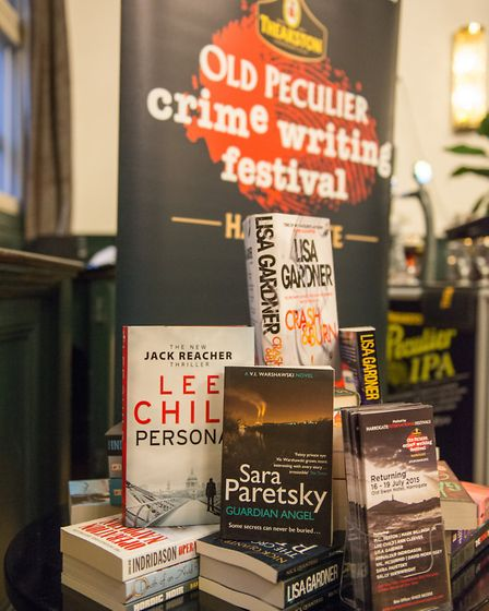 Theakston's Old Peculier Crime Writing Festival