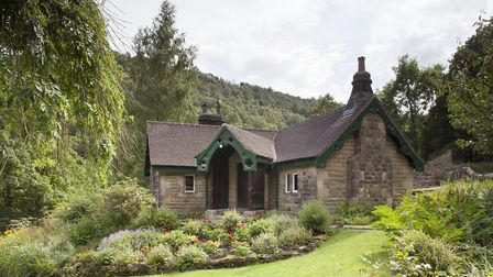 The Lodge Holiday Cottage at Hardcastle Crags (c) Roger Coulam National Trust Images