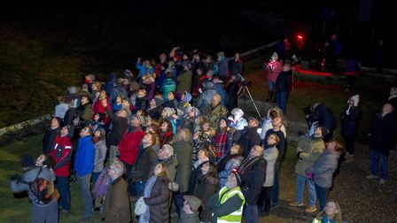 All eyes on the Yorkshire Dales starry skies