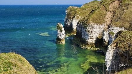 Flamborough Head by Paula O'Hara