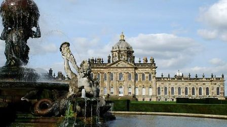 Castle Howard by Lukas Nalazek