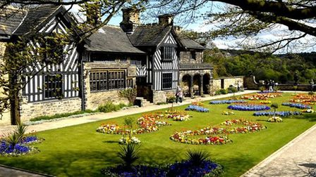 Shibden Hall by Gordon Ratcliffe