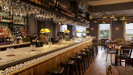 The Bike & Boot serves a range of food and drink throughout the day in the Bareca. Picture: Adrian Ray Photography Ltd