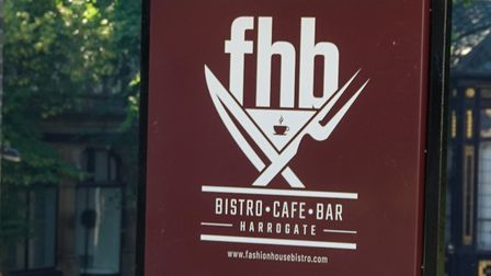 Harrogate's new fashion House Bistro is taking part in the extended Eat Out to Help Out scheme until October
