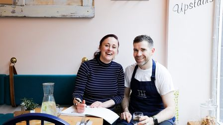 Rebecca and Bruce Elsworth, founders of Elsworth Kitchen