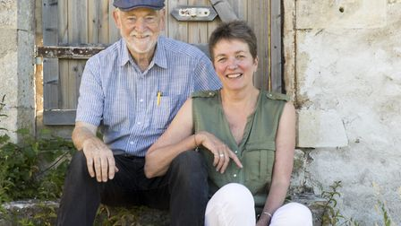 Stephen and Kath Hazell of The French HOuse - ther York-based business is the largest of its kind in the UK