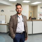 Dr Amir Khan of TV's GPs Behind Close Doors