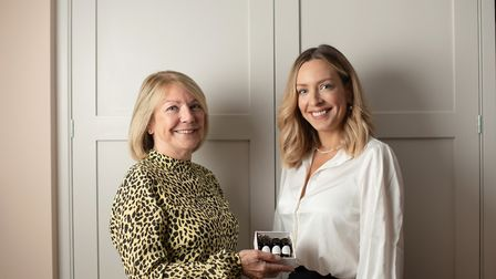 Karen Horsley and Sarah Thomas - chaging the face of skincare products