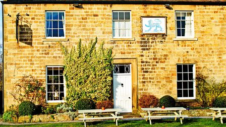 The Blue Lion, East Witton: the gastroub is one of Alistair's go-to eating places