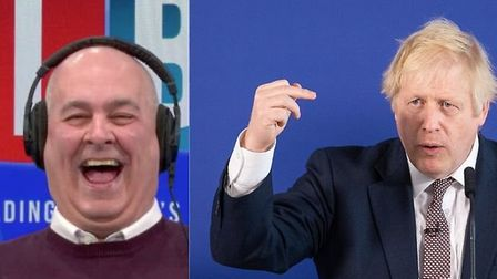 """A life-long Labour supporter who LBC Radio's Iain Dale said is his """"favourite caller of all time"""" ha"""