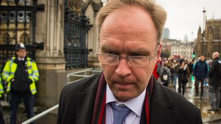 Former UK permanent representative to the EU Sir Ivan Rogers, shown here in 2017, says that the wors
