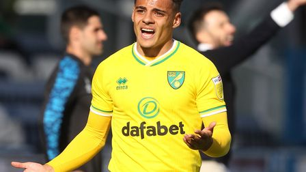 Max Aarons was in the sights of some of Europe's biggest clubs but is still a Norwich City player Pi