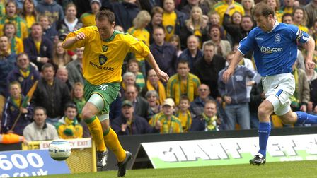 Dean Ashton signed for Norwich City from Crewe in 2005. Picture: Archant