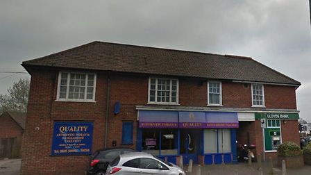Quality Authentic Indian and Bangladeshi Takeaway in Norwich. Picture: Google Streetview