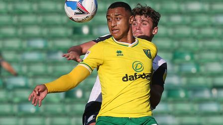 Idah should now be available to play against Rotherham United next Saturday. Picture: Paul Chestert