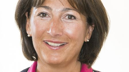 Claire Cullens chief executive of the Norfolk Community Foundation . Picture; New Anglia LEP