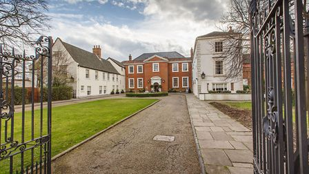 The Assembly House Norwich, Theatre Street Photo: Assembly House Norwich