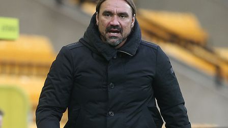 Norwich City boss Daniel Farke feels the Canaries' Championship start deserves more credit Picture:
