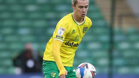 Norwich City will make a late fitness call on Todd Cantwell for the trip to Brentford Picture: Paul