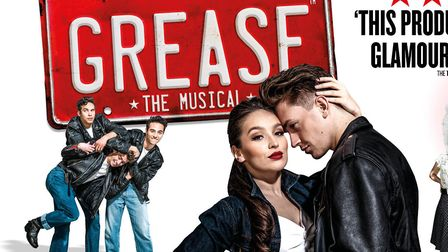 Grease (Peter Andre will not appear at the rescheduled dates) Picture: Supplied by Norwich Theatre