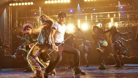 We Will Rock You Picture: Supplied by Norwich Theatre