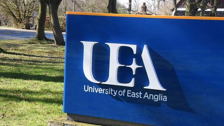 Around 70 students have tested positive at the UEA. Picture: Denise Bradley