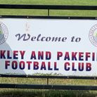 Kirkley and Pakefield FC will be back in action at Walmer Road on Tuesday evening. Photograph: SUFFO
