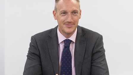 Richard Barker is a Chartered Financial Planner Picture:Smith & Pinching
