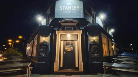 The Stanley pub in Magdalen Road, Norwich Picture: James Randle
