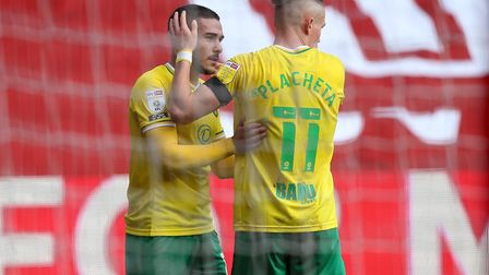 Emi Buendia's brilliant display against Bristol City had to be savoured from a distance for Norwich