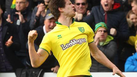 Timm Klose wrote himself into Norwich City derby folklore with a dramatic equaliser against Ipswich