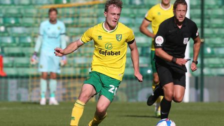 Tottenham loanee Oliver Skipp won the Player of the Month award for September at Norwich City, as vo