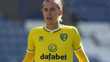 Todd Cantwell looks likely to remain at Norwich City. Picture: Paul Chesterton/Focus Images
