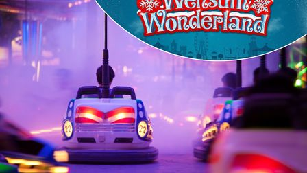 Wensum Wonderland launches this Christmas in Taverham with a festive market and a fairground Picture