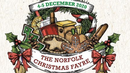 The Norfolk Christmas Fayre is moving to the Norfolk Showground Picture: Contributed