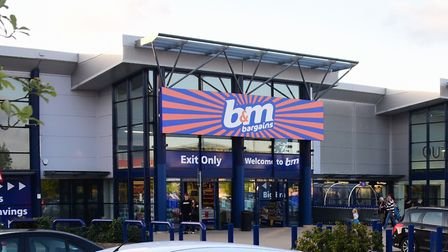 B&M are opening a new store in Norwich like the one pictured at the Riverside Retail Park Picture: