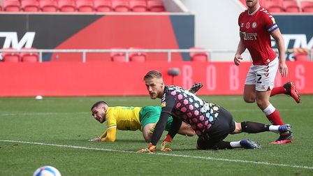 Emi Buendia's brilliant goal just before half-time sealed victory at Bristol City for the Canaries