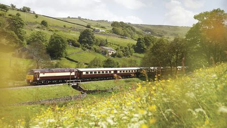The Northern Belle returns to Norwich for 2020 Picture: Northern Belle