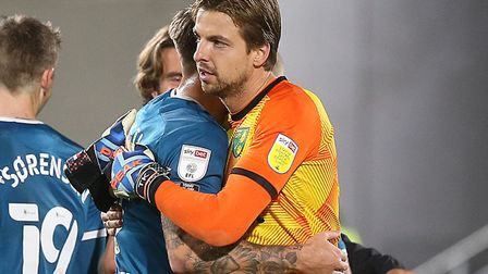 Blending the old with the new... Tim Krul and Jordan Hugill will be key. Picture: Paul Chesterton/Fo