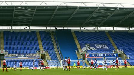 Norwich City's trip to the Madejski Stadium will now kick-off at the earlier time of 7.45pm. Picture
