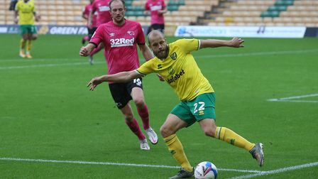 Teemu Pukki's infected toe issue is not a worry for Daniel Farke Picture by Paul Chesterton/Focus I