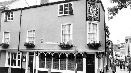 The Ironmongers Arms in July 1985, now you may know it as The Iron House. Photo: EDP/Evening News Ar