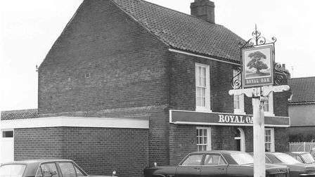 The Royal Oak pub dates back to at least 1830. Photo: Archant