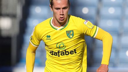 Todd Cantwell is available after a minor injury for Birmingham City's visit to Carrow Road Picture:
