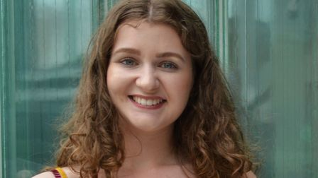 Katie Thompson is one of four young people involved in a project called Rewriting Rural Racism at Sh