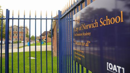 City of Norwich School is consulting to prioritise children of its own staff. Picture: Denise Bradle