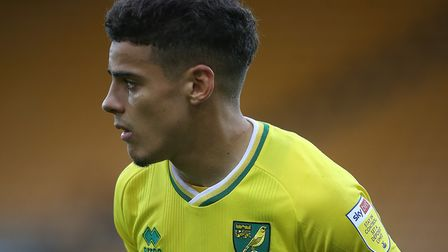 Max Aarons insists the waters are much calmer at Norwich City now. Picture: Paul Chesterton/Focus I