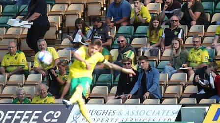 Norwich City welcomed 1,000 season ticket holders back to Carrow Road as they took on Preston last m